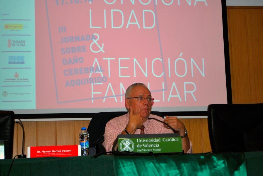 Dr. Manuel Ramos Gascón.