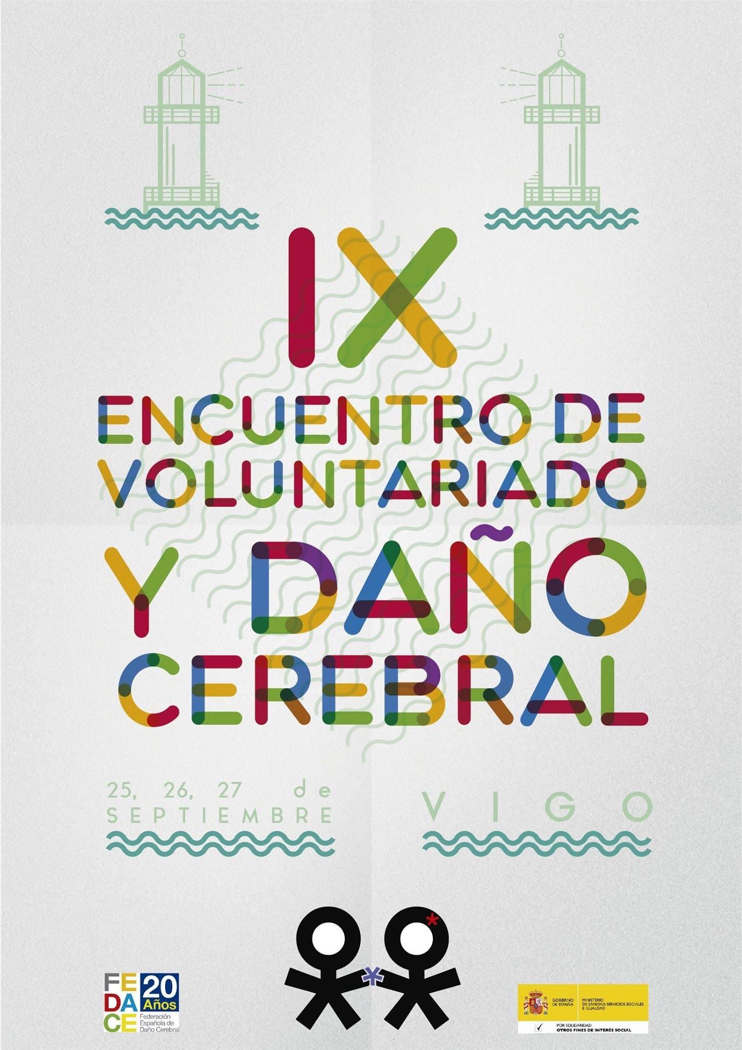 Nueva Opción cartel voluntarios