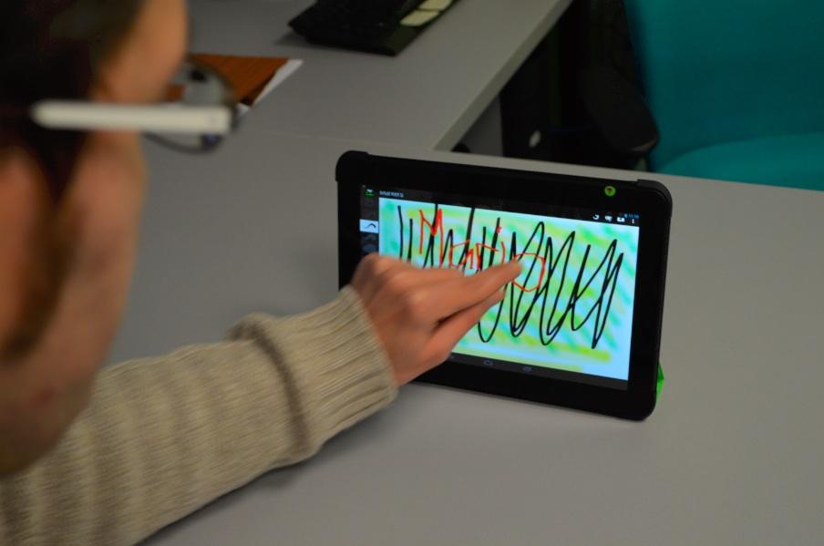 Nueva Opción tablet